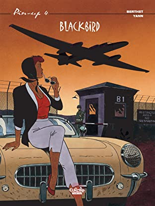 Pin-Up Tome 4: Blackbird