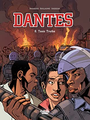 Dantes COMIC_VOLUME_ABBREVIATION 8: Toxic Truths