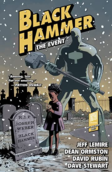 Black Hammer Tome 2: The Event