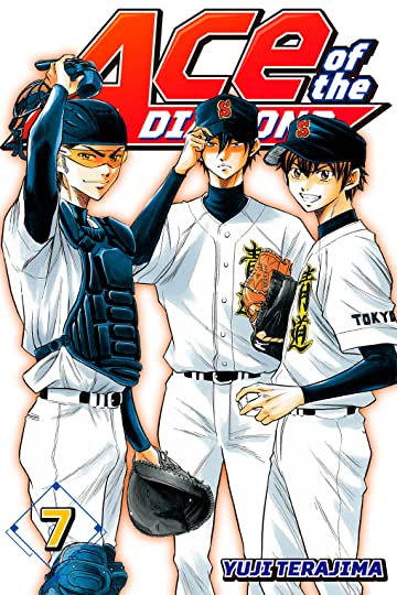 Ace of the Diamond Tome 7