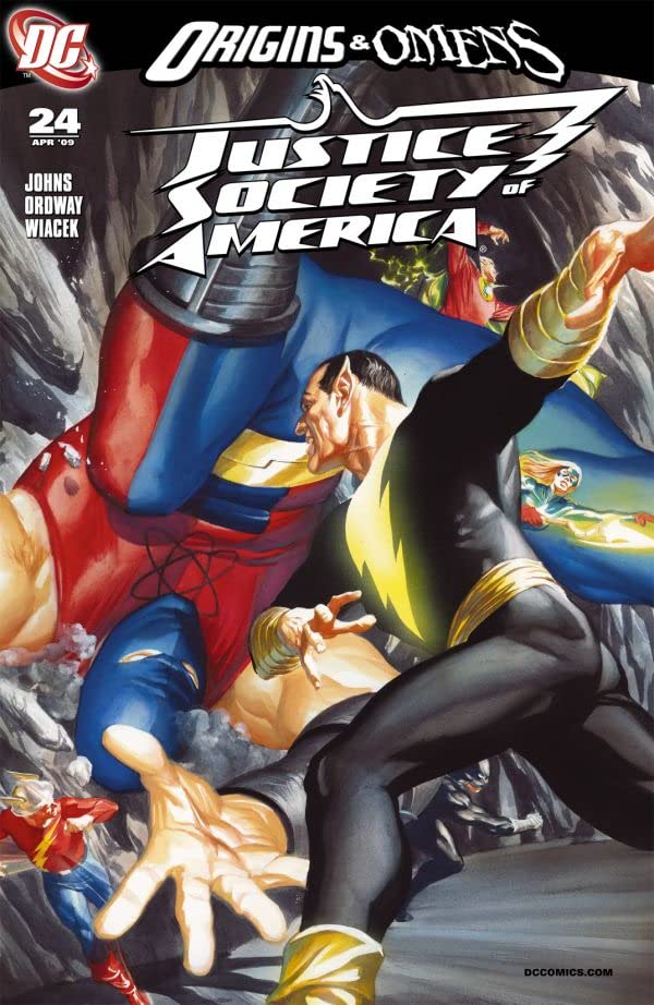 Justice Society of America (2007-2011) #24