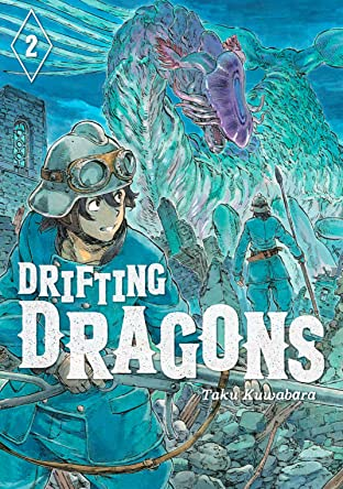 Drifting Dragons Tome 2