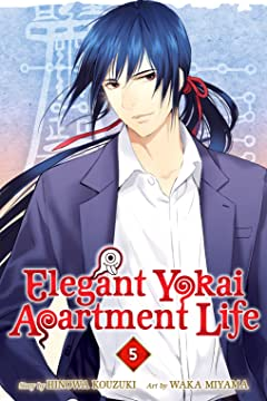 Elegant Yokai Apartment Life Vol. 5