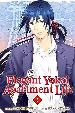 Elegant Yokai Apartment Life Tome 5