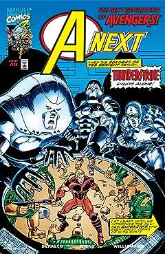 A-Next (1998-1999) No.9