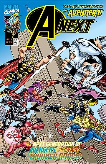 A-Next (1998-1999) #10