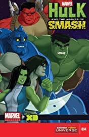 Marvel Universe Hulk: Agents Of S.M.A.S.H. (2013-2014) #4