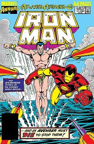 Iron Man (1968-1996) Annual #10