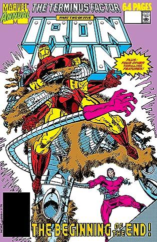 Iron Man (1968-1996) Annual #11