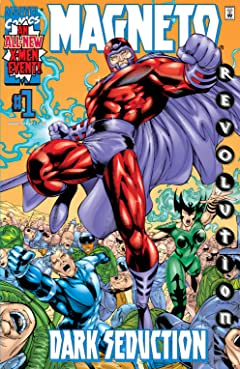 Magneto Dark Seduction (2000) #1 (of 4)