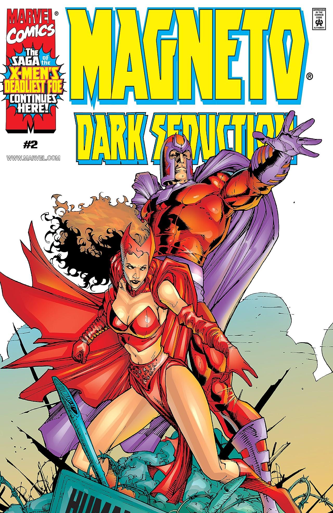 Magneto Dark Seduction (2000) #2 (of 4)