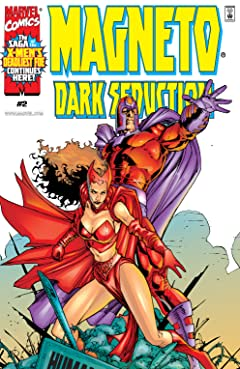 Magneto Dark Seduction (2000) #2 (of 4)