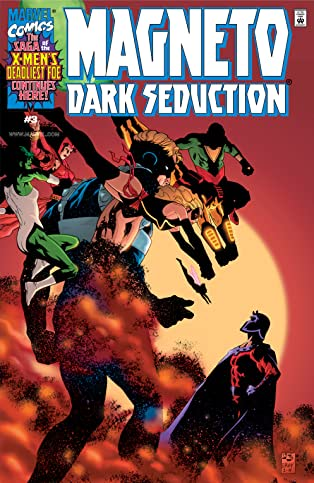 Magneto Dark Seduction (2000) #3 (of 4)