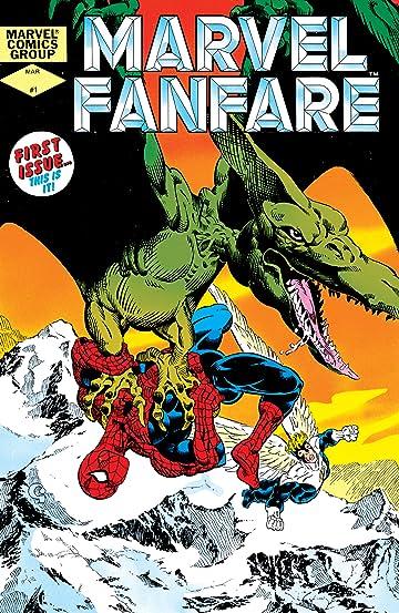 Marvel Fanfare (1982-1992) #1