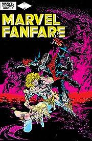 Marvel Fanfare (1982-1992) #2