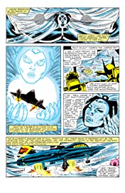 Marvel Fanfare (1982-1992) #3