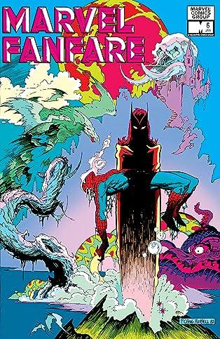 Marvel Fanfare (1982-1992) #6