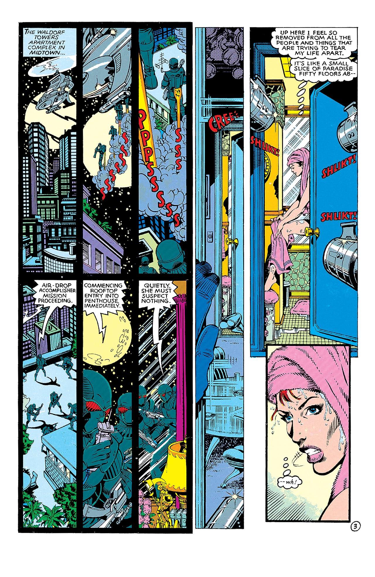 Marvel Fanfare (1982-1992) #10