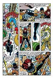 Marvel Fanfare (1982-1992) #12