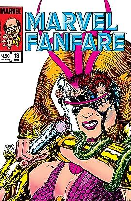 Marvel Fanfare (1982-1992) #13