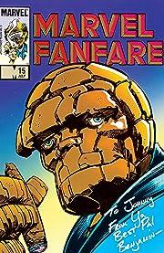 Marvel Fanfare (1982-1992) #15