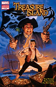 Marvel Illustrated: Treasure Island (2007-2008) #1