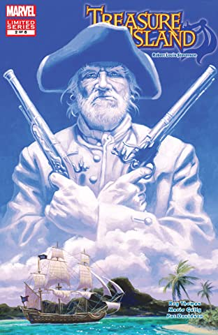 Marvel Illustrated: Treasure Island (2007-2008) #2