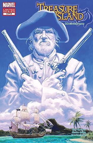 Marvel Illustrated: Treasure Island (2007-2008) #2