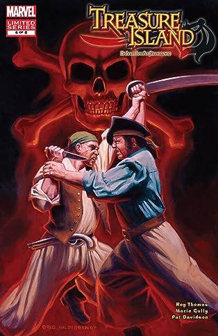 Marvel Illustrated: Treasure Island (2007-2008) #4