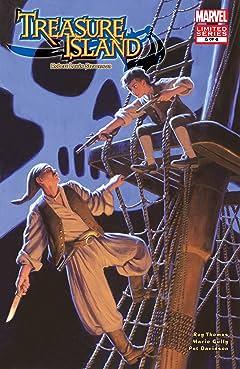 Marvel Illustrated: Treasure Island (2007-2008) #5