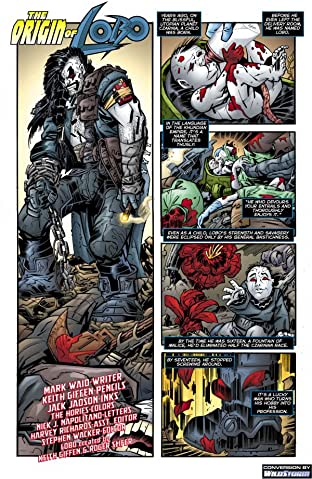 The Origin of Lobo #1