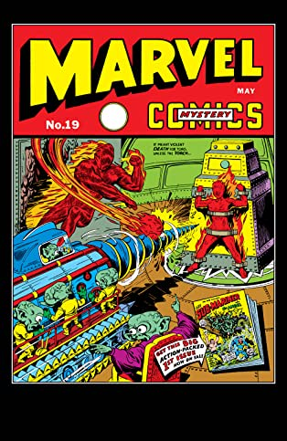 Marvel Mystery Comics (1939-1949) #19