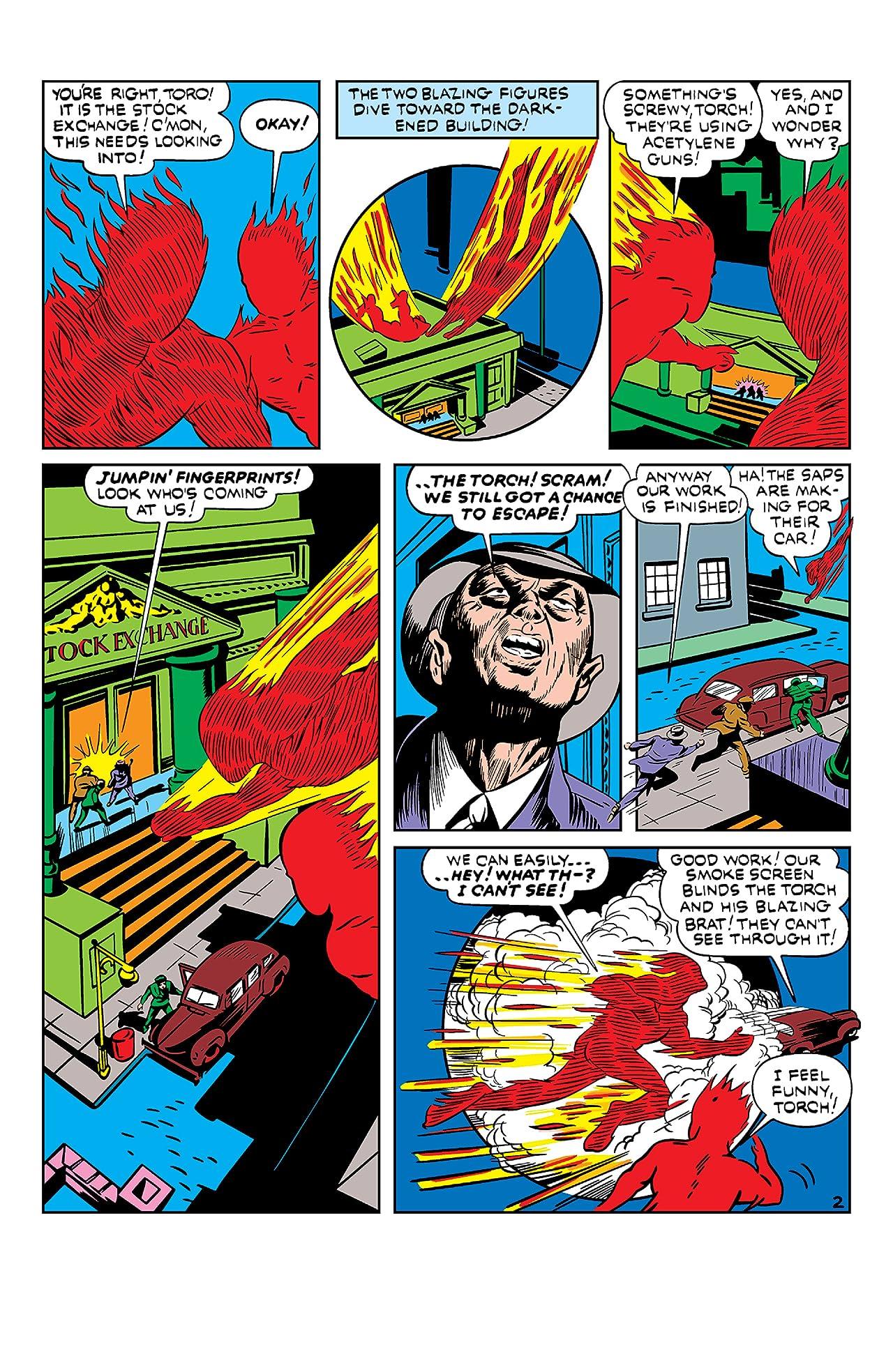 Marvel Mystery Comics (1939-1949) #19