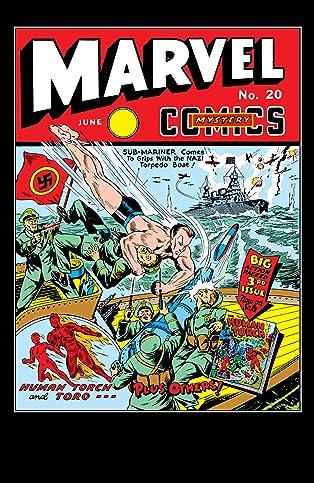 Marvel Mystery Comics (1939-1949) #20