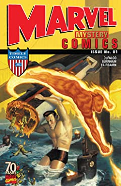 Marvel Mystery Comics 70th Anniversary Special #1