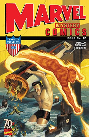 Marvel Mystery Comics 70th Anniversary Special #1