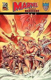 Marvel Mystery Handbook: 70th Anniversary Special (2009) #1