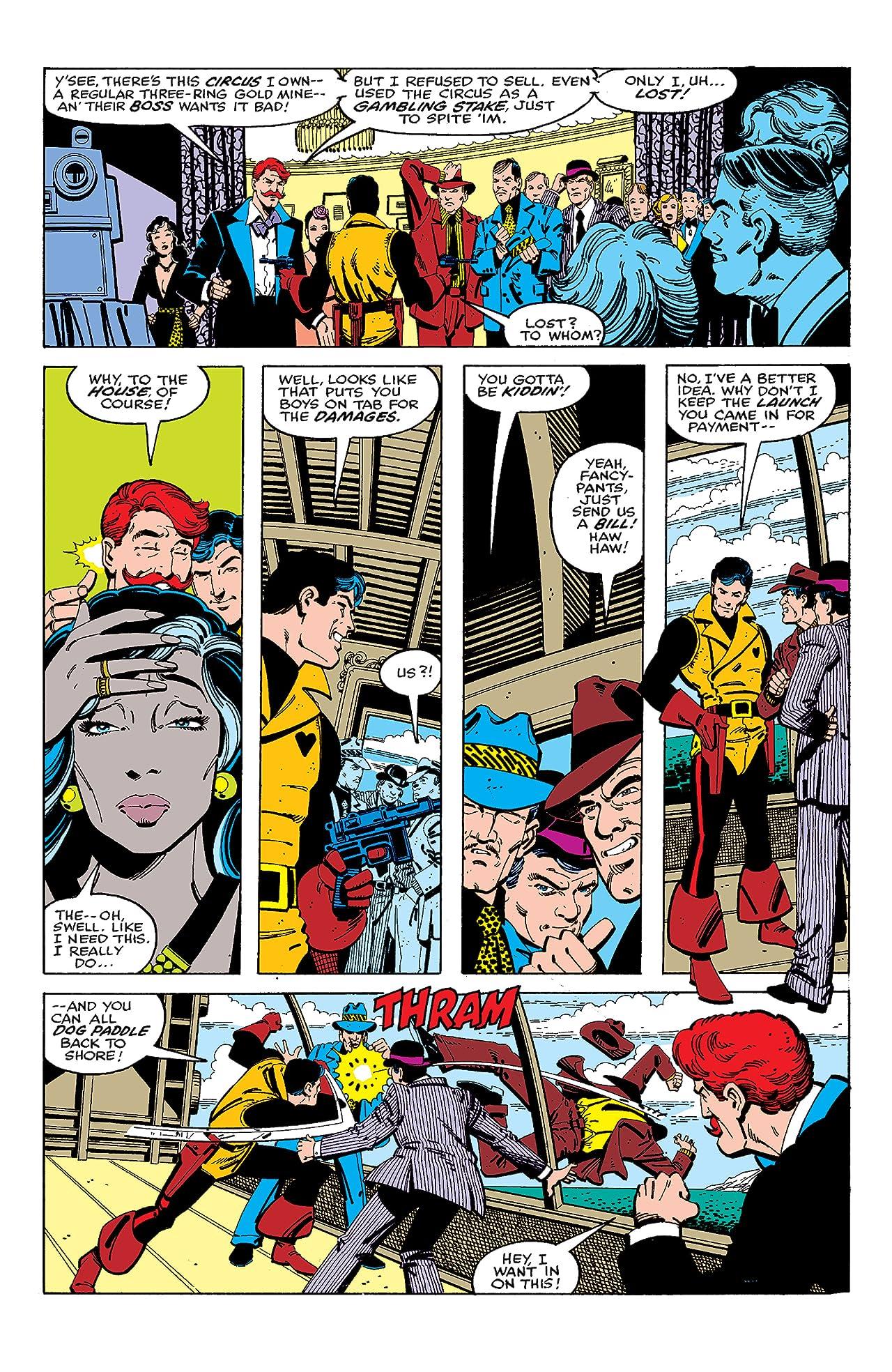Marvel Premiere (1972-1981) #56
