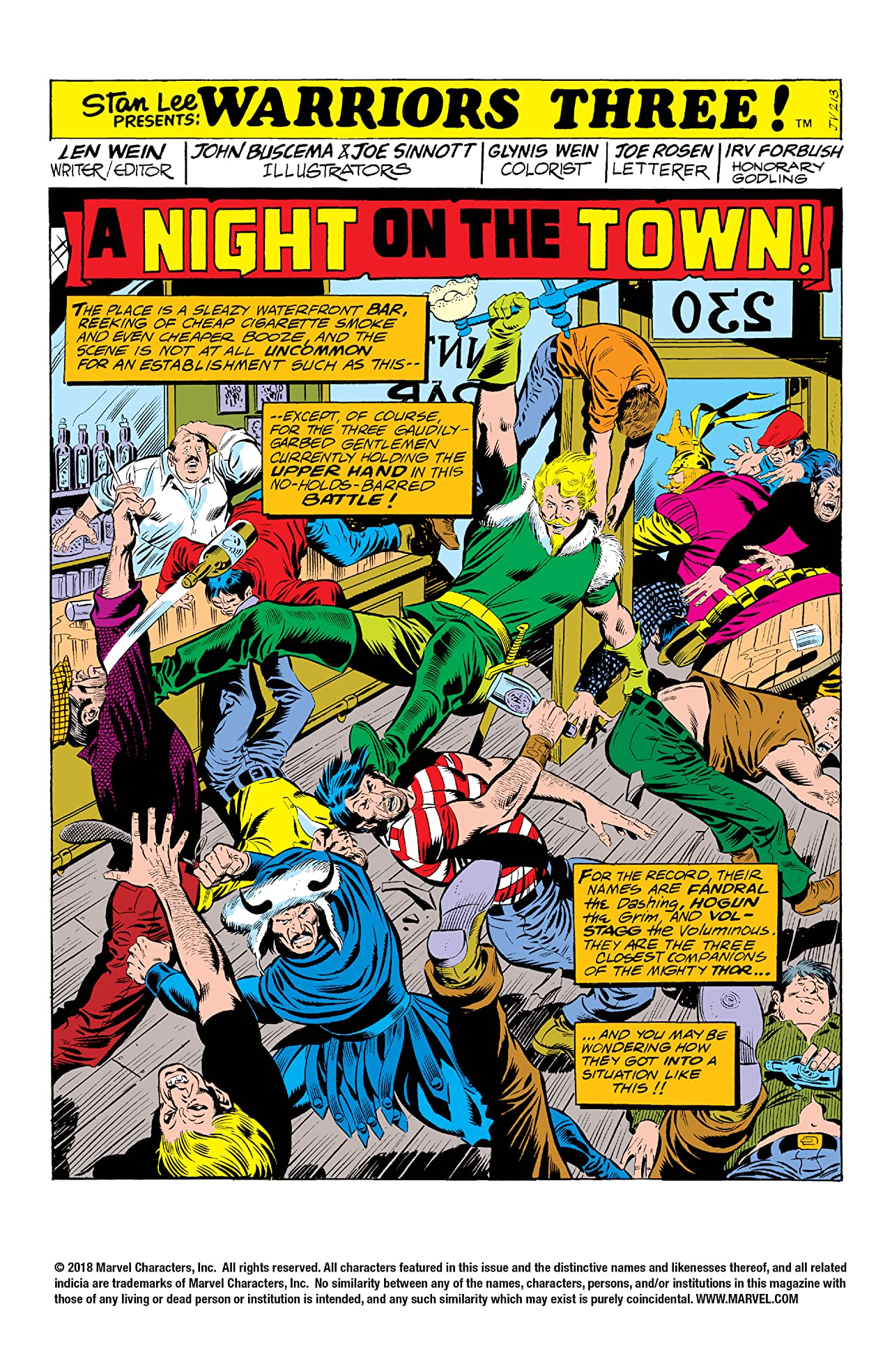 Marvel Spotlight (1971-1977) #30
