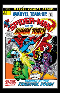 Marvel Team-Up (1972-1985) #2