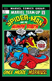 Marvel Team-Up (1972-1985) #3
