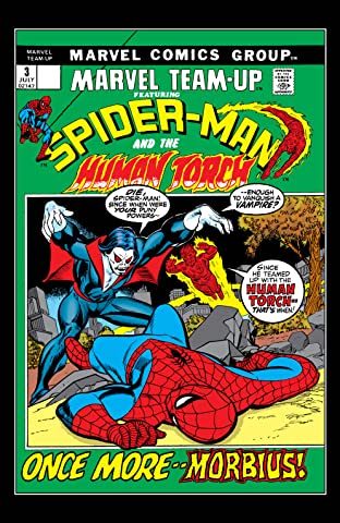 Marvel Team-Up (1972-1985) No.3
