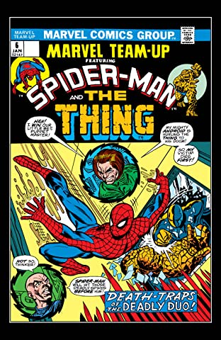 Marvel Team-Up (1972-1985) No.6