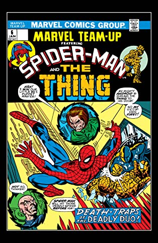 Marvel Team-Up (1972-1985) #6