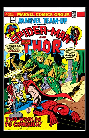Marvel Team-Up (1972-1985) No.7