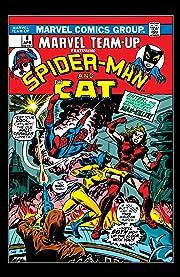 Marvel Team-Up (1972-1985) #8