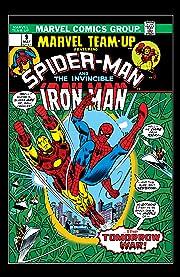 Marvel Team-Up (1972-1985) #9