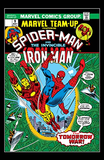 Marvel Team-Up (1972-1985) #9