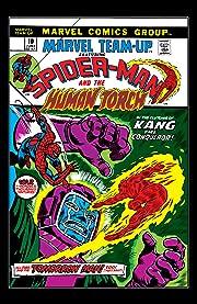 Marvel Team-Up (1972-1985) #10