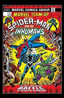 Marvel Team-Up (1972-1985) #11